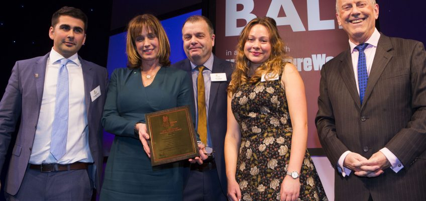 Recognising landscaping excellence at the BALI Awards with MCM