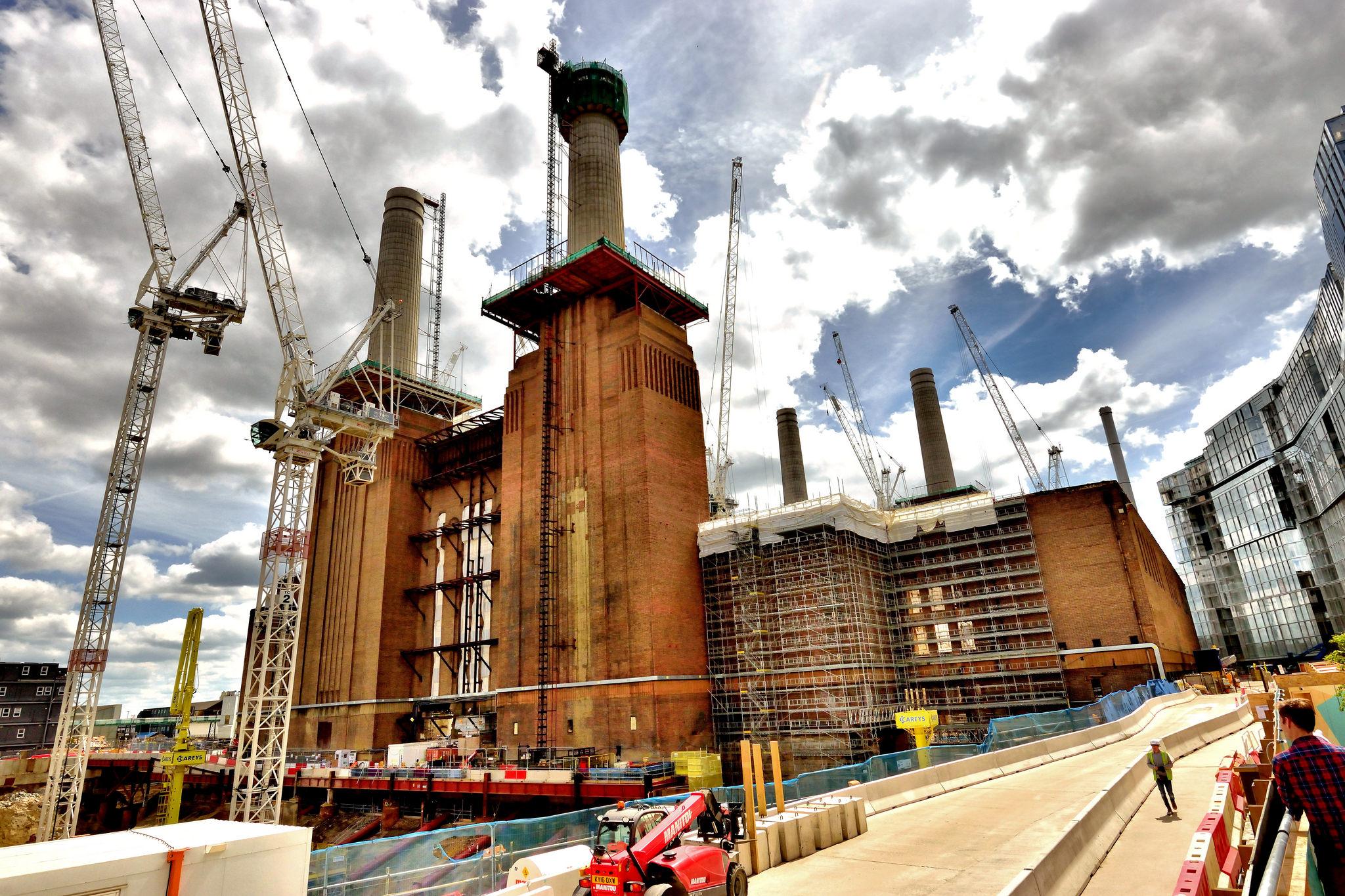 Battersea Power Station London Mcm
