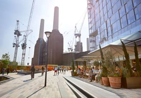 Join MCM and BALI at Battersea Power Station