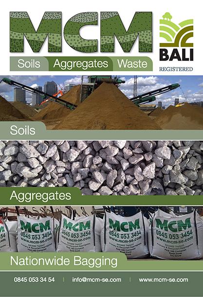 MCM Soils Aggregates Waste Leaflet 2019