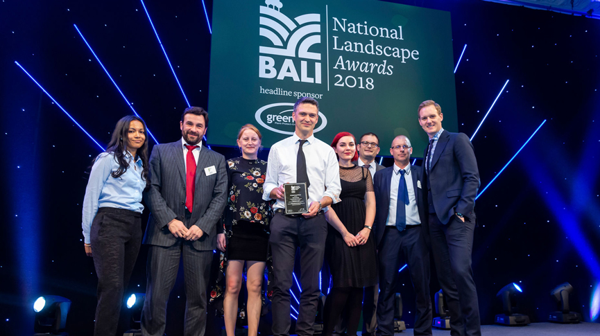 BALI Awards 2018 Ground Control