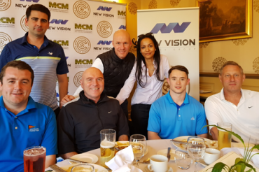Golf Day brings out the big names in construction and professional football