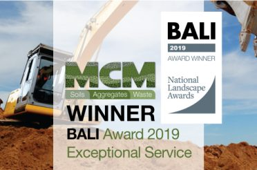 MCM praised for Exceptional Service in BALI Awards 2019
