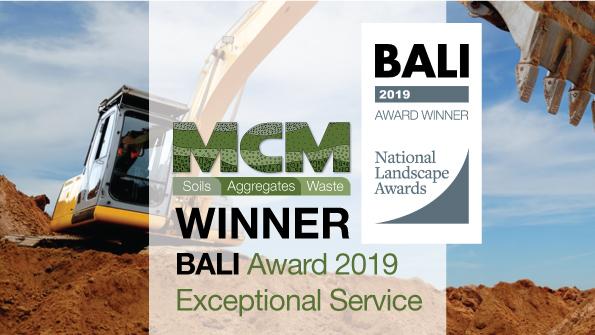MCM BALI Affiliate Award Winner 2019
