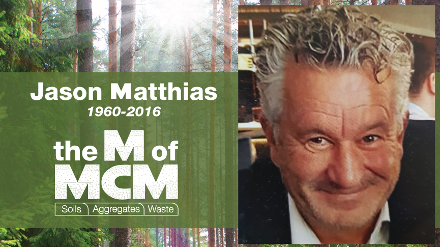 Jason Matthias MCM