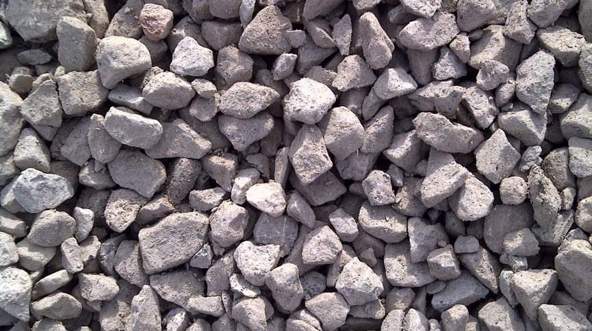 MCM SuDs aggregates