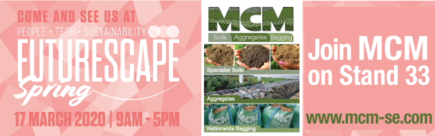 MCM soils aggregates FutureScape Spring 2020