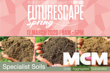 Specialist soils, aggregates and bagging at FutureScape Spring 2020