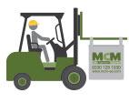 MCM Forklift Bag
