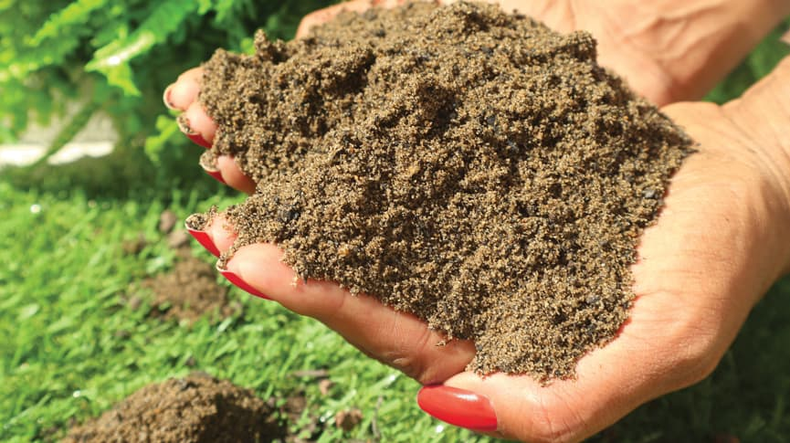 MCM Bioretention Soil Product
