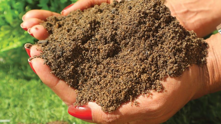 MCM Lawn Rootzone Soil