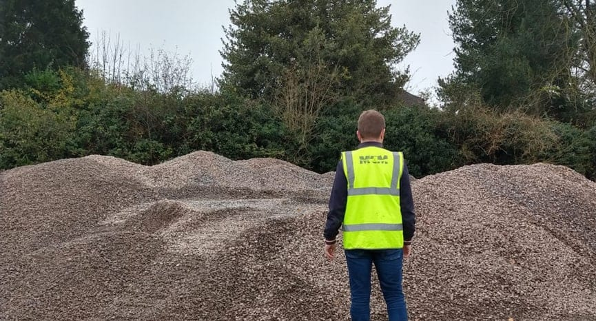 MCM Recycled Aggregates