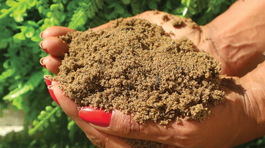 MCM Pitch Rootzone Soil