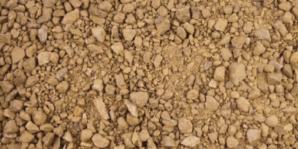 self binding gravel