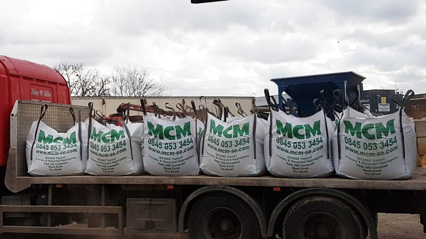 MCM Bagged Deliveries